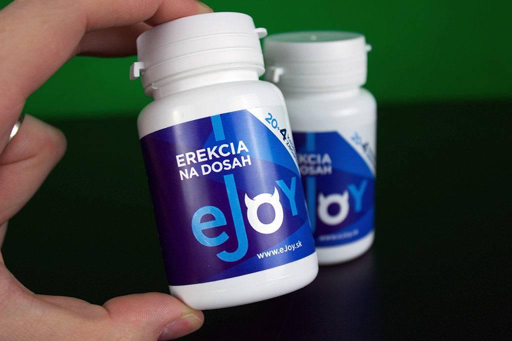 tablety eJoy na erekciu
