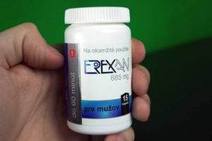 Erexan - balenie