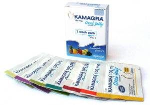 Kamagra - Oral Jelly (želé)