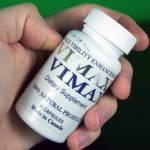 Vimax - balenie tabletiek v ruke