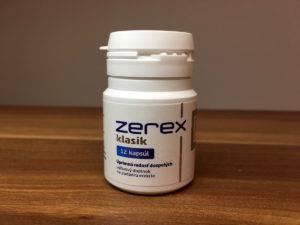 Zerex Klasik - balenie