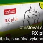 RX plus recenzia