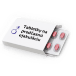 predčasná ejakulácia - tabletky