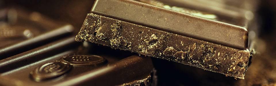 11 tipov na podporu erekcie - čokoláda