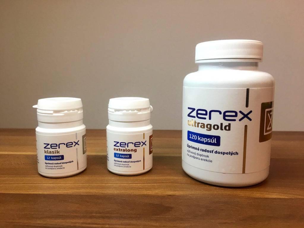 Zerex - recenzia, skúsenosti