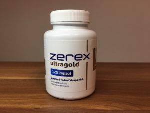 Zerex Ultragold - balenie