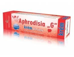 Aphrodisia G krém pre ženy - libido, frigidita, nadržanosť