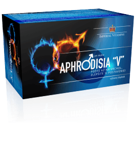 Aphrodisia V pre mužov - dlhodobé zlepšenie erekcie