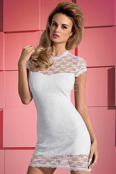 Sexi šaty Dressita White