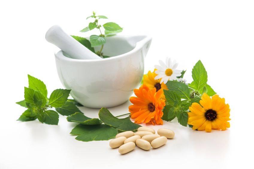 Prírodné výživové doplnky na potenciu