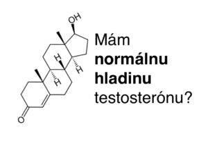 Normálna hladina testosterónu