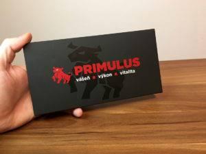 Primulus - balenie