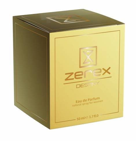 Dámsky parfum Zerex Destiny - balenie