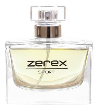 Pánsky parfum Zerex Sport - balenie