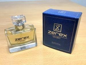 Pánske parfumy Zerex - afrodiziakum - recenzia