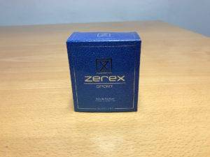 Zerex Sport - recenzia, balenie