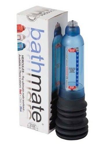 Bathmate Hercules hydro pumpa recenzia