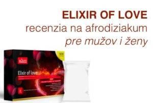 Elixir of love - recenzia