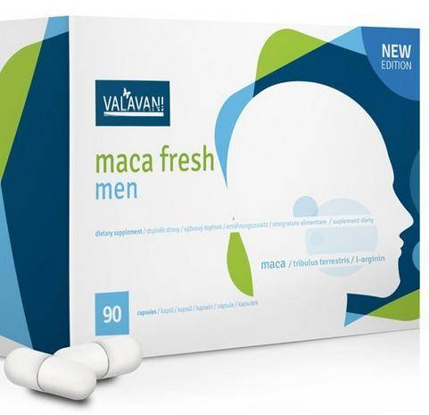 Maca Fresh Man 90 kapsúl