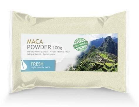 Maca Fresh prášok 100 g