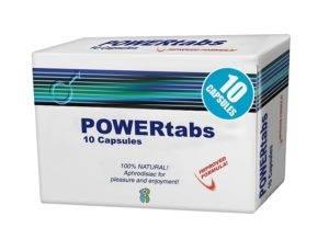 POWER tabs (Viamax) - recenzia