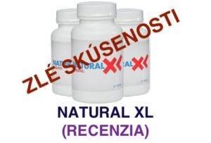 Natural XL recenzia