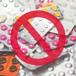 nelegálne lieky