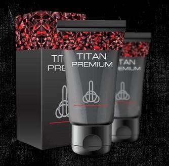 Titan Premium gél recenzia