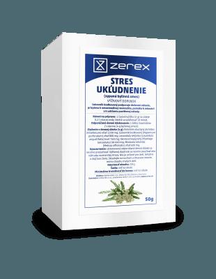 Zerex čaj Stres Ukľudnenie