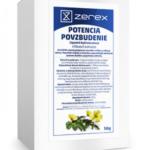 Čaj Potencia Povzbudenie Zerex recenzia