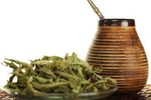 cezmína paraguajská - čaj yerba maté
