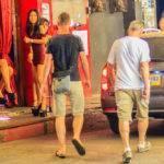 Sexturizmus v Thajsku - Bangkok
