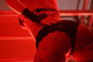 Vysoká úroveň erotických podnikov v Čechách