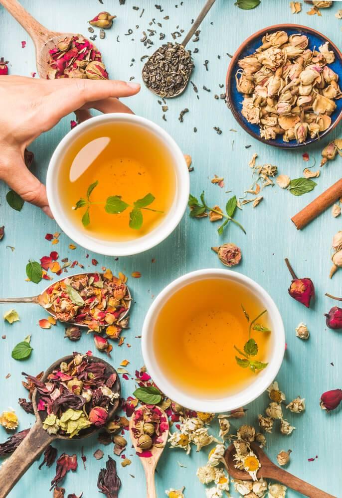 Bylinkový čaj nielen na potenciu