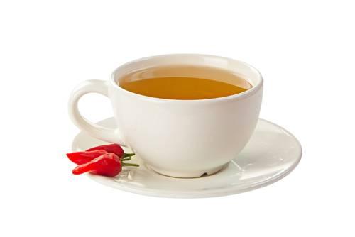 Chilli čaj