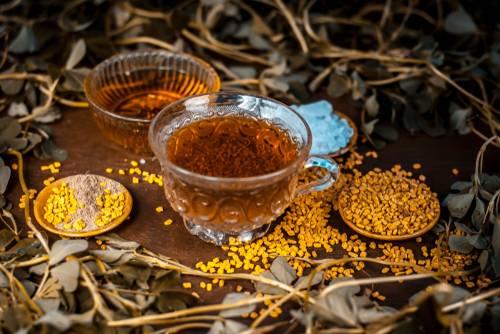 Senovka čaj