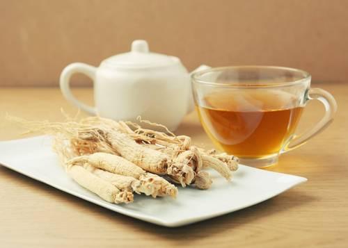 Ženšenový čaj