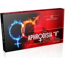 Aphrodisia V pre ženy 10 kapsúl recenzia