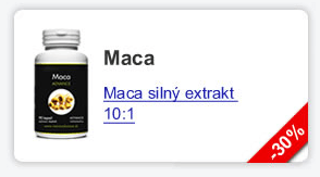 Maca Advance v kapsuliach - koncentrovaný extrakt