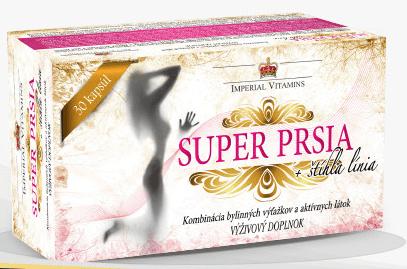 Super Prsia plus štíhla línia tabletky (recenzia)