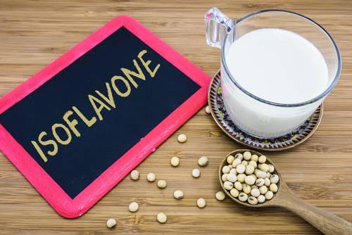Sójové izoflavonoidy