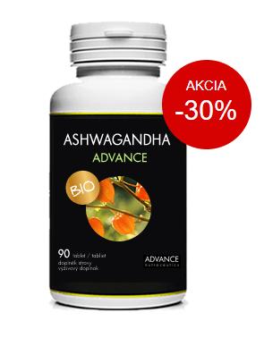 Ashwagandha Advance - prípravok recenzia