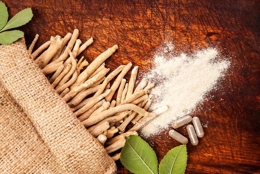 Ashwagandha - koreň, prášok, tabletky