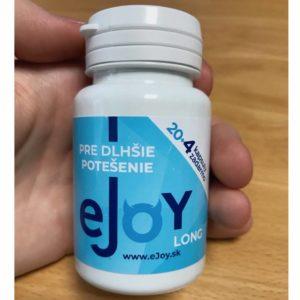 eJoy LONG - recenzia