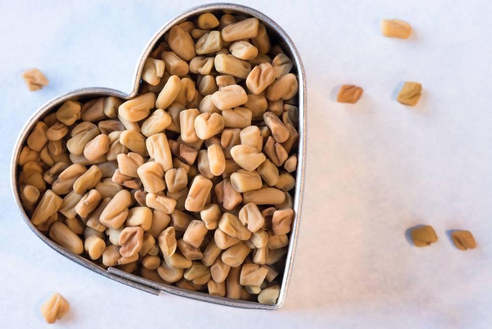 Senovka grécka - semená