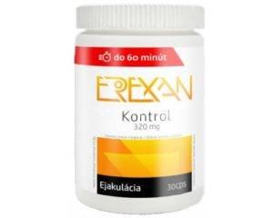 Erexan Kontrol recenzia