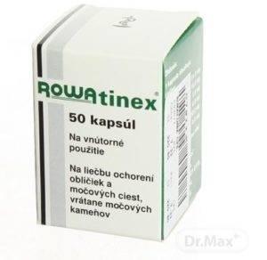 Rowatinex kapsuly recenzia