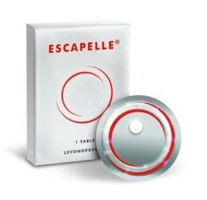 Escapelle - recenzia tabletky po, humánny liek