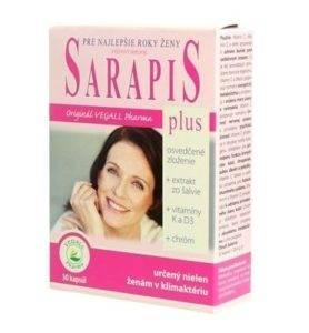 Sarapis Plus 30 kapsúl - recenzia