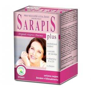 Sarapis Plus 60 kapsúl - recenzia